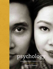 Psychology: Contemporary Perspectives 1st Edition 9780199349647 0199349649