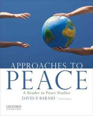 Approaches to Peace 3rd Edition 9780199949151 0199949158