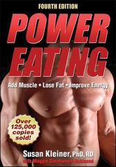 Power Eating-4th Edition 4th Edition 9781450430173 1450430171