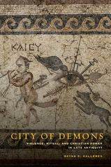 City of Demons 1st Edition 9780520276475 0520276477