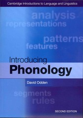Introducing Phonology 2nd Edition 9781107627970 1107627974