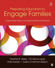 Preparing Educators to Engage Families 3rd Edition 9781452241074 1452241074