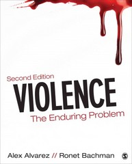 Violence 2nd Edition 9781483300306 1483300307