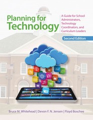 Planning for Technology 2nd Edition 9781452268262 1452268266