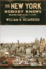 The New York Nobody Knows 1st Edition 9780691144054 0691144052