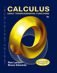 Calculus 6th Edition 9781285774770 1285774779