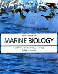 Marine Biology 4th Edition 9780199857128 0199857121