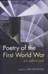 Poetry of the First World War 1st Edition 9780199581443 0199581444