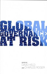 Global Governance at Risk 1st Edition 9780745665252 074566525X