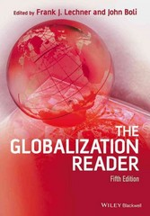 The Globalization Reader 5th Edition 9781118733509 1118733509