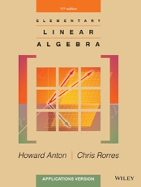 Elementary Linear Algebra 11th Edition 9781118434413 1118434412