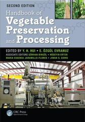 Handbook of Vegetable Preservation and Processing, Second Edition 2nd Edition 9781482212280 1482212285
