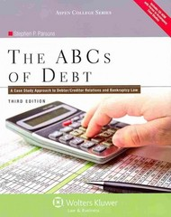 ABCs of Debt 3rd Edition 9781454828037 145482803X