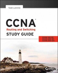 CCNA Routing and Switching Study Guide 1st Edition 9781118749616 1118749618