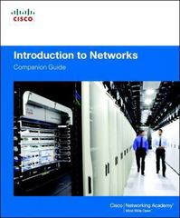 Introduction to Networks Companion Guide 1st Edition 9781587133169 1587133164