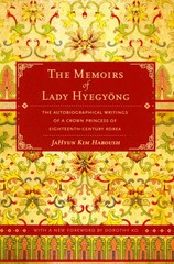The Memoirs of Lady Hyegyong 1st Edition 9780520957299 0520957296