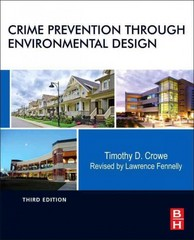Crime Prevention Through Environmental Design 3rd Edition 9780124116351 0124116353
