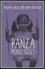 The Panza Monologues 2nd Edition 9780292754058 0292754051