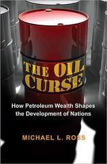 The Oil Curse 1st Edition 9780691159638 0691159637