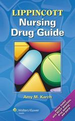Lippincott Nursing Drug Guide 2015th Edition 9781469839370 1469839377