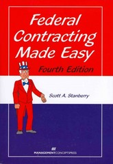Federal Contracting Made Easy 4th Edition 9781567263893 1567263895