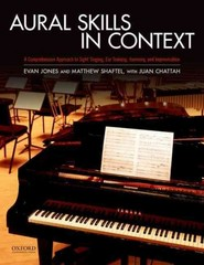 Aural Skills in Context 1st Edition 9780199943821 0199943826