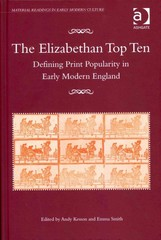 The Elizabethan Top Ten 1st Edition 9781317034452 1317034457