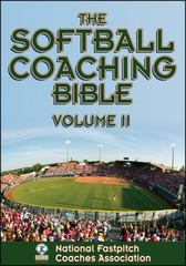 The Softball Coaching Bible, Volume II 2nd Edition 9781450424653 1450424651
