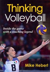 Thinking Volleyball 1st Edition 9781450442626 1450442625