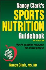 Nancy Clark's Sports Nutrition Guidebook 5th Edition 9781450459938 1450459935