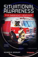Situational Awareness for Emergency Response 1st Edition 9781630181284 1630181285