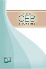 CEB Common English Bible Study Bible Hardcover 1st Edition 9781609260286 1609260287