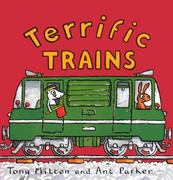 Terrific Trains 0 9780613903653 061390365X