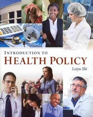 Introduction to Health Policy 1st Edition 9781567935806 156793580X