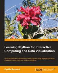 Learning IPython for Interactive Computing and Data Visualization 1st Edition 9781782169932 1782169938