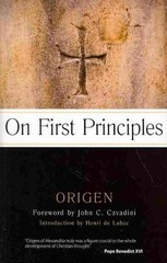 On First Principles 1st Edition 9780870612794 0870612794
