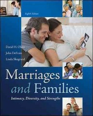 Marriages and Families 8th Edition 9780078026928 007802692X