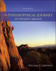 The Philosophical Journey 6th Edition 9780078038341 0078038340