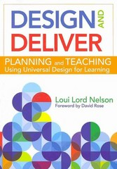 Design and Deliver 1st Edition 9781598576306 1598576305