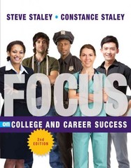 FOCUS on College and Career Success 2nd Edition 9781435462373 1435462378