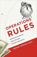 Operations Rules 1st Edition 9780262289023 0262289024
