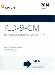 ICD-9-CM Expert for Hospitals 2014 9th Edition 9781622540129 1622540123