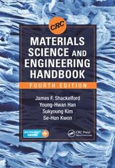 CRC Materials Science and Engineering Handbook, Fourth Edition 4th Edition 9781482216530 1482216531
