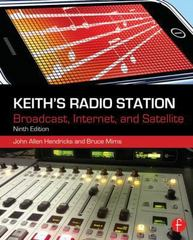 Keith's Radio Station 9th Edition 9780240821160 0240821165