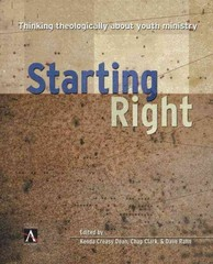 Starting Right 1st Edition 9780310516736 0310516730