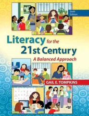 Literacy for the 21st Century Plus NEW MyEducationLab with Video-Enhanced Pearson eText -- Access Card 6th Edition 9780133400908 0133400905
