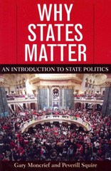 Why States Matter 1st Edition 9780742570382 074257038X