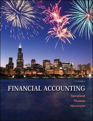 Financial Accounting 3rd Edition 9780078025549 0078025540