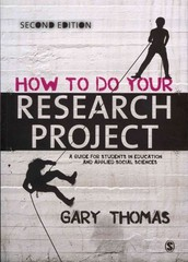 How to Do Your Research Project 2nd Edition 9781446258873 1446258874