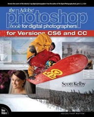 The Adobe Photoshop Book for Digital Photographers (Covers Photoshop CS6 and Photoshop CC) 1st Edition 9780321933843 0321933842